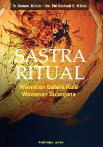 SASTRA RITUAL, Wawacan Batara Kala, Wawacan Sulanjana