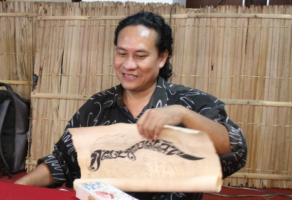 "Edi Dolan, The Maestro of ""Daluang"" Art"