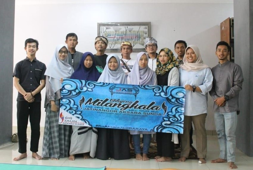 Syukuran Milangkala Jatinangor Aksara Sunda (JAS)