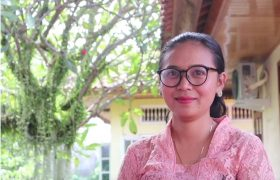 Dewa Ayu Carma Citrawati (foto: Surya Selfika, DREAMSEA Project)